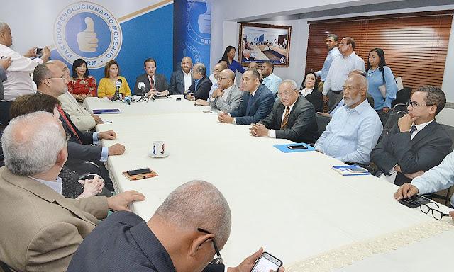 El PRM tiene el reto de reorientar su papel de oposición
