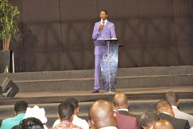 Prophet E Makandiwa You Have Full Access, Only your faith Limits
