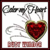 Color My Heart Ruby Award Winner