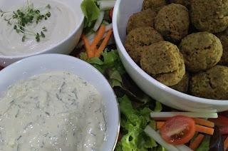 Falafel Vegan Food