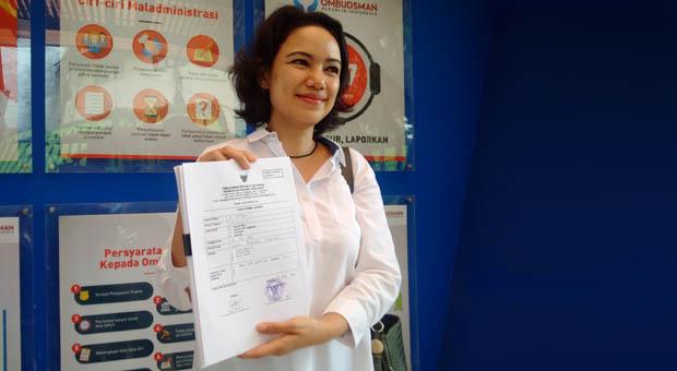 SPBU UD Mahkota Gugat PT KAI dan Dilaporkan ke Ombudsman