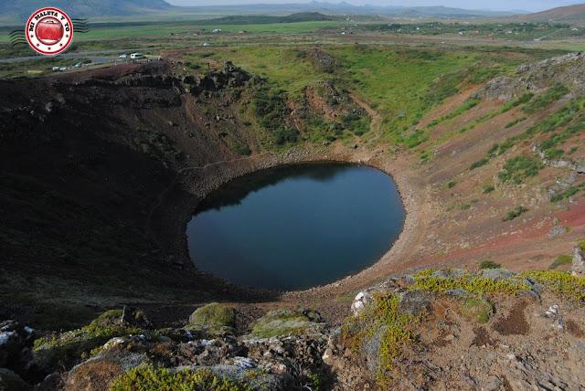 Cráter de Kerið