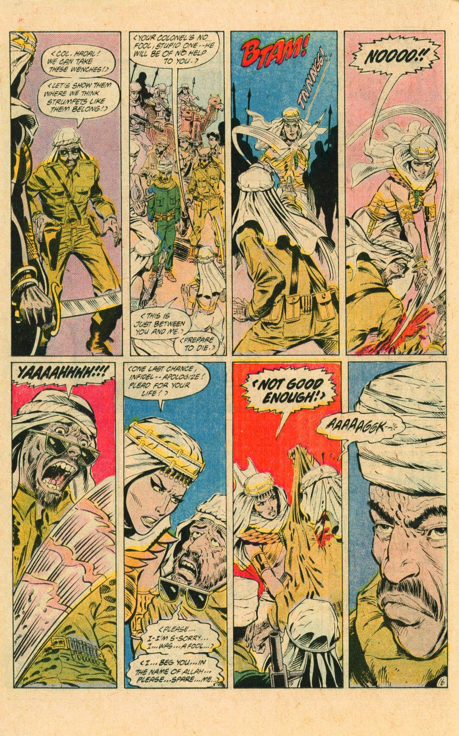 Read online Wonder Woman (1987) comic -  Issue #30 - 18