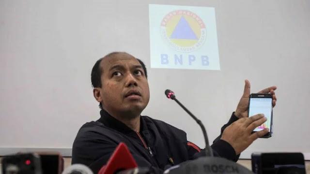 Kepala BNPB Sutopo Ungkap Alasan BMKG Tak Keluarkan Peringatan Dini