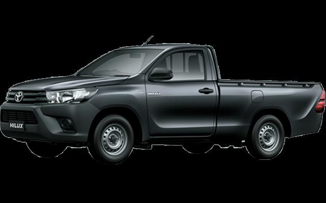 Toyota Hilux S-cab Jakarta