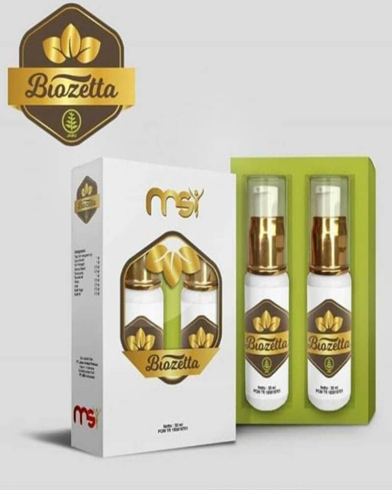Biozetta MSI Super Bio Spray