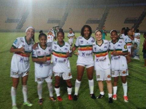 Sampaio Corrêa sofre goleada para o 3B da Amazônia na primeira rodada do Brasileiro Feminino Série A2