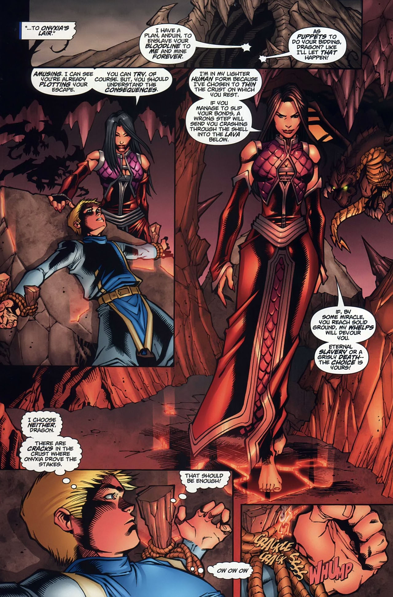 Read online World of Warcraft comic -  Issue #13 - 5