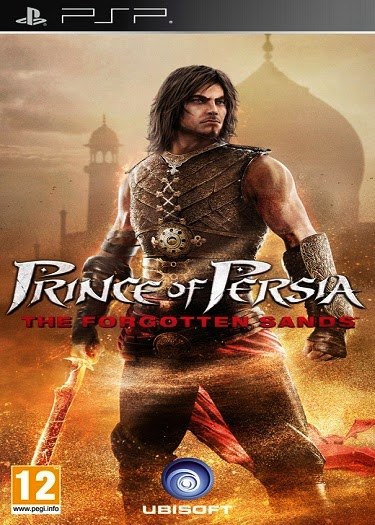 Prince of Persia The Forgotten Sands PSP Oyun