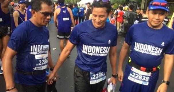 SandiUno: Revolusi Putih Akan Dimulai Dari Jakarta