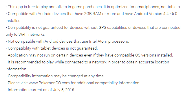 Download Pokemon Go APK untuk Ponsel Android