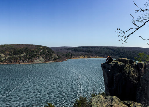 Prospect Point at Devil's Lake