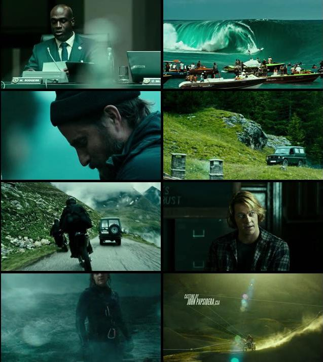Point Break 2015 Dual Audio ORG Hindi 480p BluRay