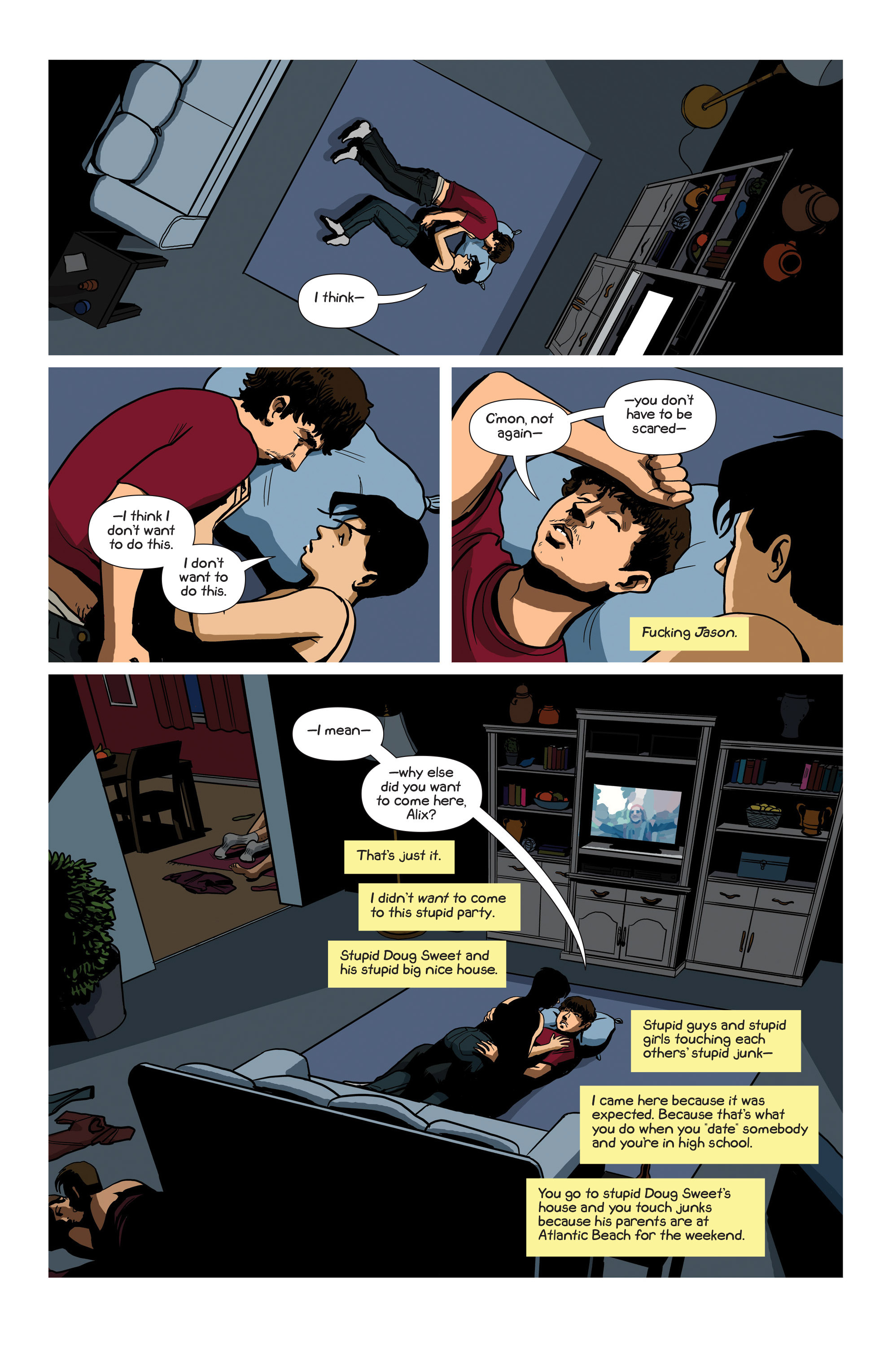 Read online Sex Criminals comic -  Issue #13 - 13