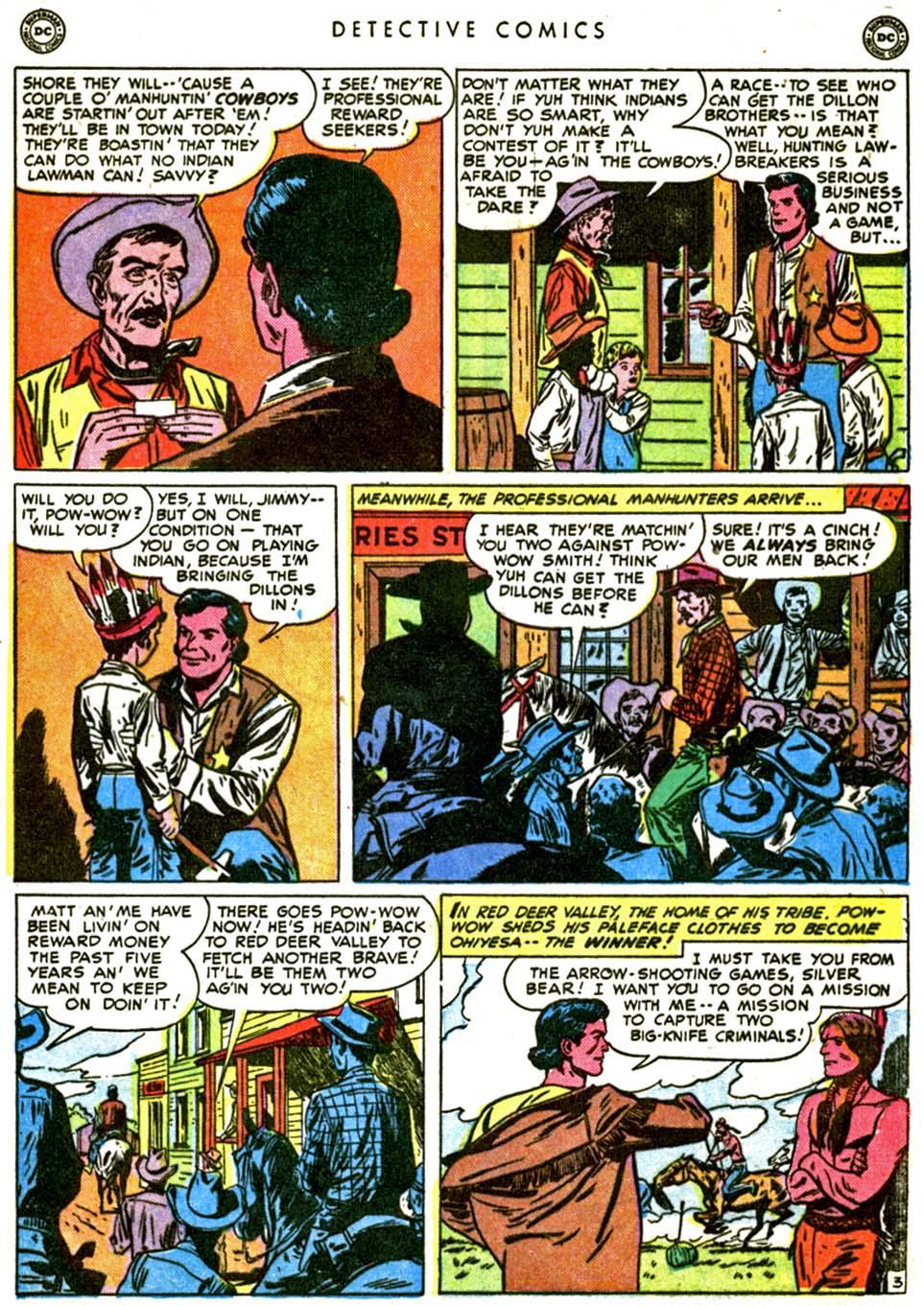Read online Detective Comics (1937) comic -  Issue #162 - 41