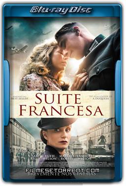 Suíte Francesa Torrent 2016 720p e 1080p BluRay Dual Áudio