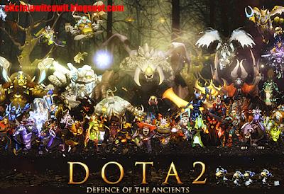 Game Pc Terbaik Terpopuler DOTA2