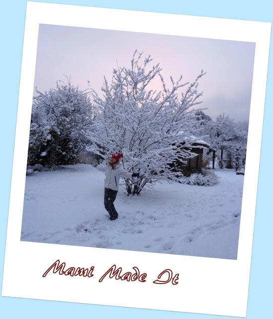 First Snow this Season - Der erste Schnee