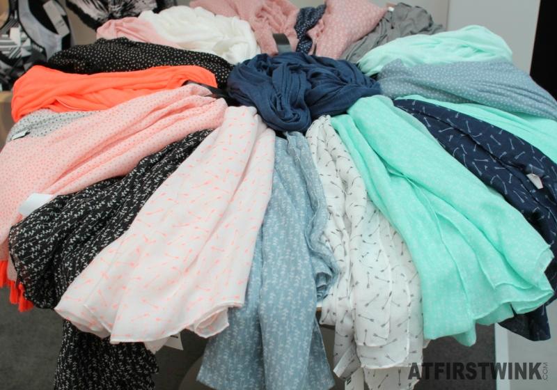 HEMA scarfs