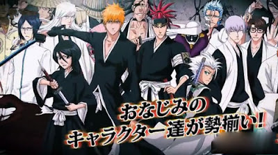BLEACH Brave Souls Apk v2.5.0 Mod (High Damage/Low Enemy Damage/2x Speed/3 Stars)-3
