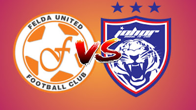 Live Streaming Felda United vs JDT FC Liga Super 4 Mei 2019