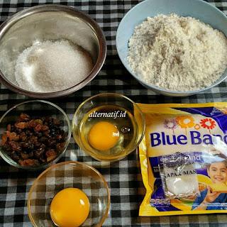 Resep Membuat Butter Cake Panggang Anti Gagal