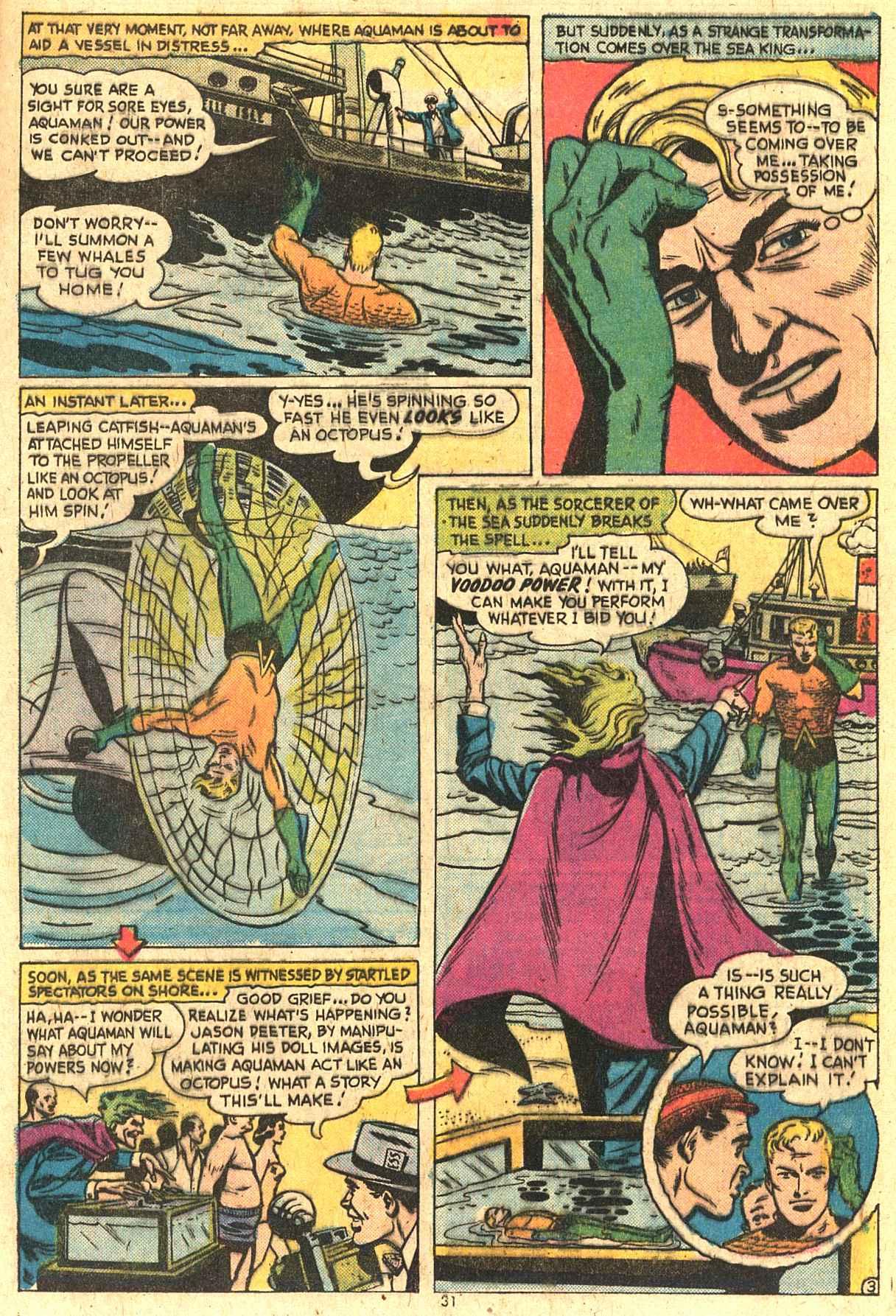 Read online World's Finest Comics comic -  Issue #230 - 31