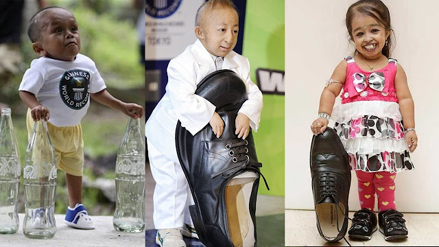 top 5 shortest people around the world