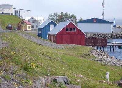 fiordo orientale di Fáskrúðsfjörður