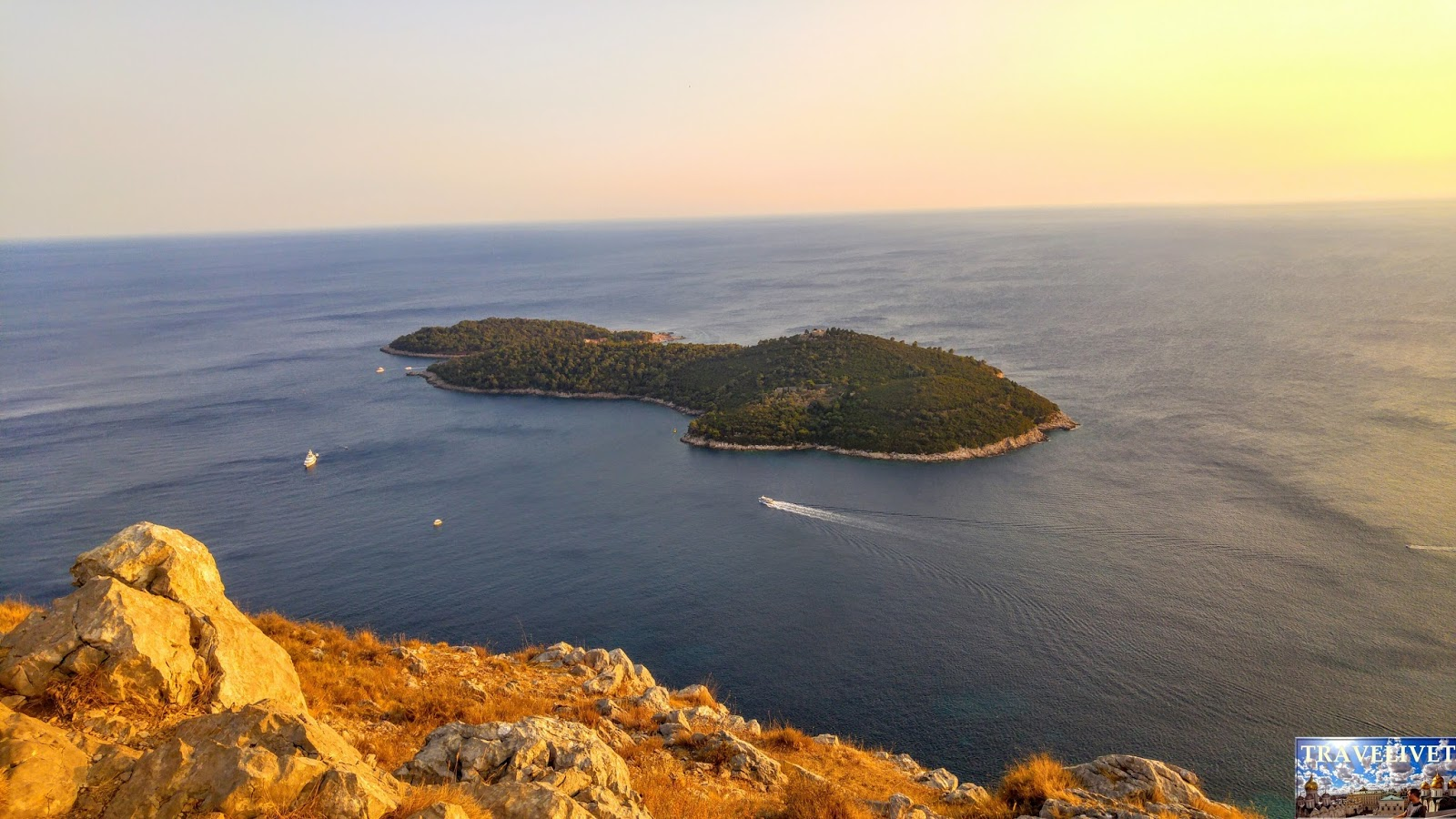 Croatie Dubrovnik Lokrum