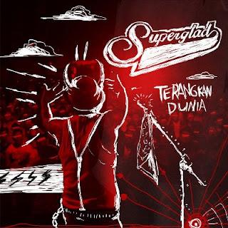Lirik Lagu Raya - Superglad