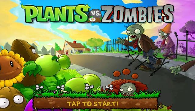 Plants versus Zombie