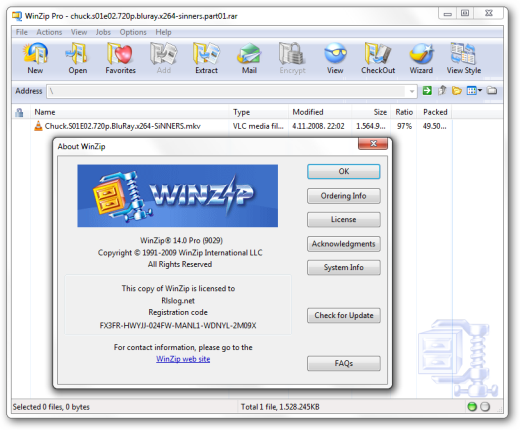 winzip free download with activation code