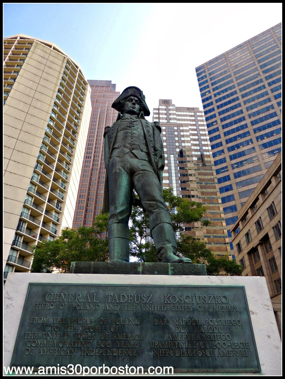 Filadelfia: Benjamin Franklin Parkway