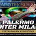 Prediksi Pertandingan - Palermo vs Inter Milan 22 Januari 2017 Liga Italia Serie A