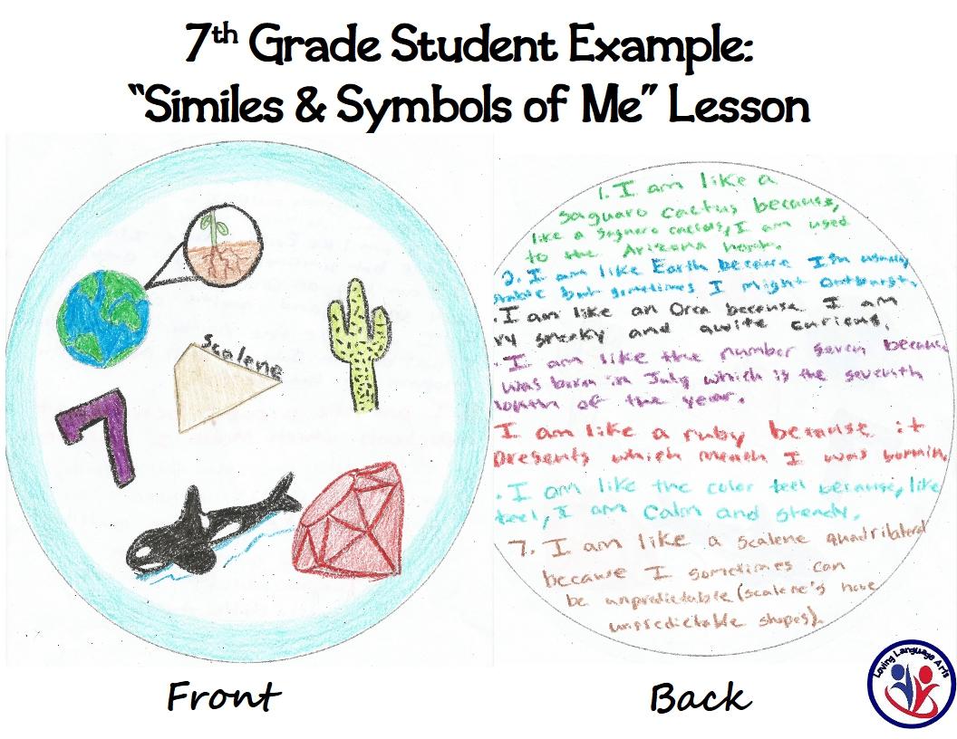 Loving Language Arts Writing Amp Language Free Lesson 1