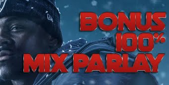 Banner Bonus Mix Parlay Sportbook