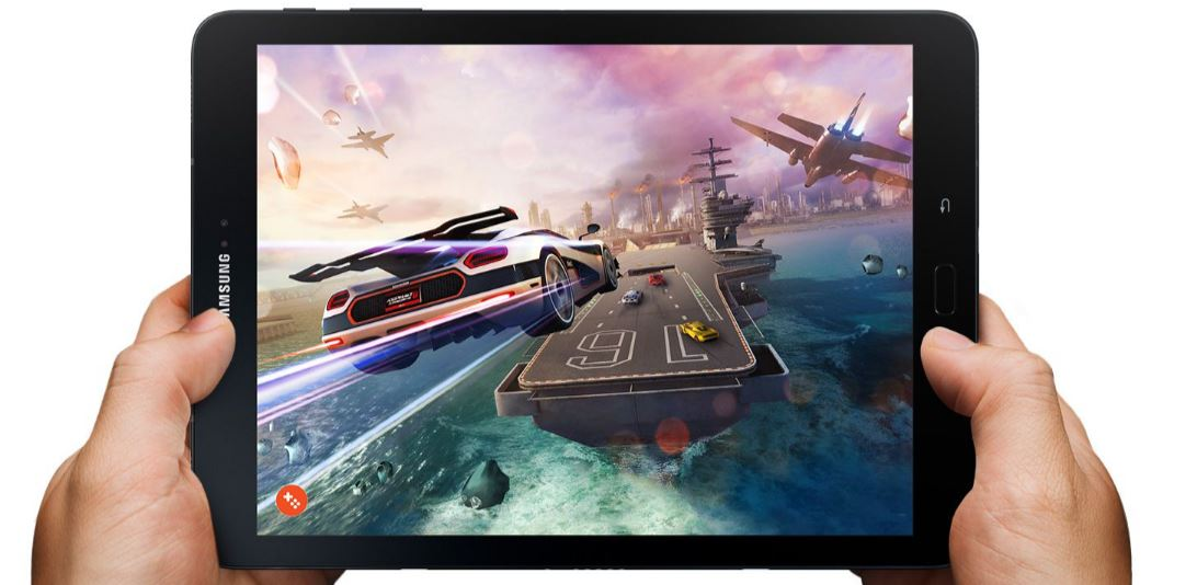 Samsung Galaxy Tab S3 for Gaming