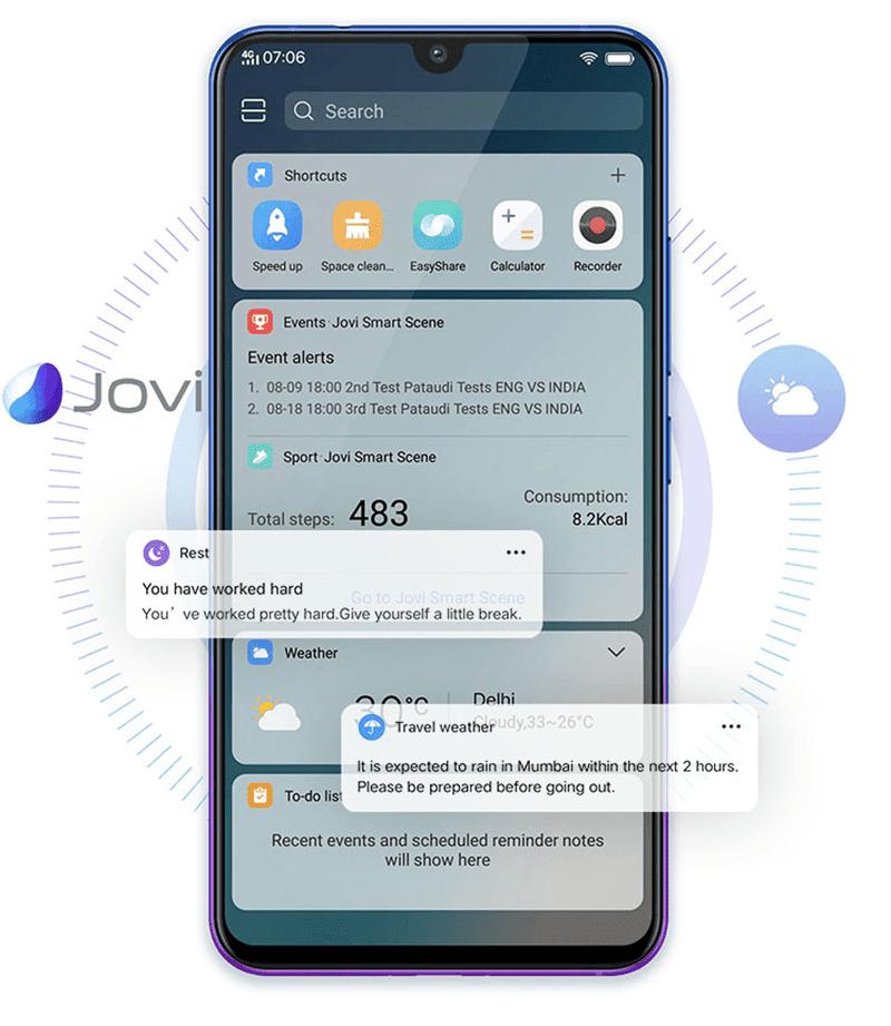 AI Assistant Jovi