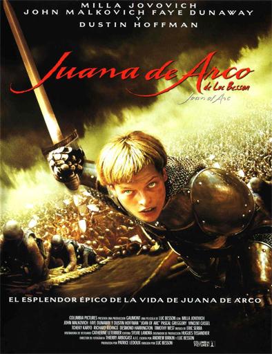 Ver Juana de Arco (Jeanne d'Arc) (1999) Online