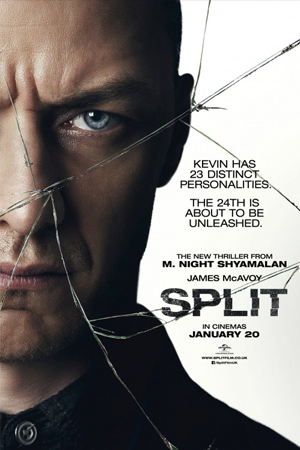 Jadwal SPLIT di Bioskop