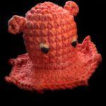 patron gratis pulpo amigurumi | free amigurumi pattern octopus