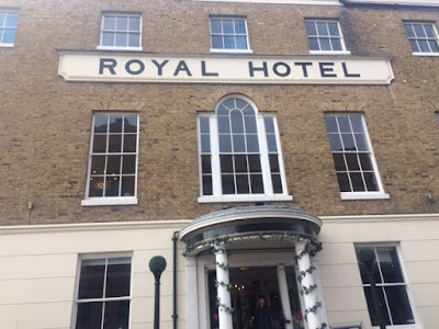 The Royal Hotel, Southend, Essex, Blogger Meet, Dining, Review,