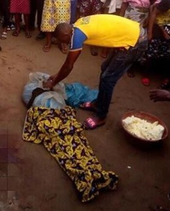 Woman Murdered By Ritualists In Delta State Early Hours Of This Morning