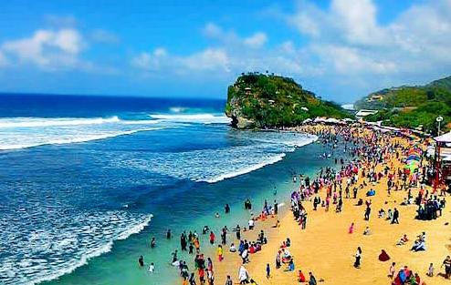 Inilah Paket Wisata Pantai Indrayanti di Jogja dan sekitarnya
