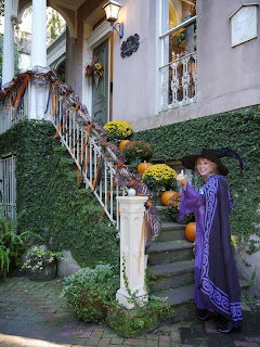 Savannah GA Halloween lodging at Zeigler House Inn's elegant Bed and Breakfast | Photo (c) Zeigler House Inn
