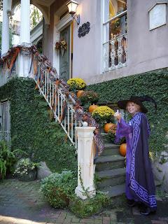 Savannah GA Halloween lodging at Zeigler House Inn's elegant Bed and Breakfast | Photo (c) Zeigler House Inn
