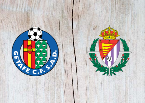 Getafe vs Real Valladolid - Highlights - 31 August 2018
