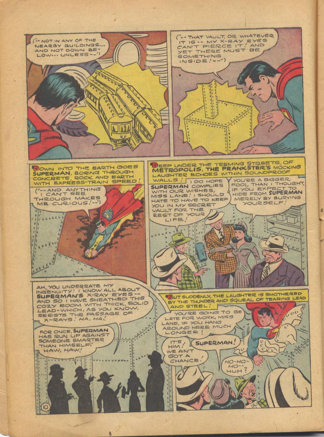 Action Comics (1938) 69 Page 10