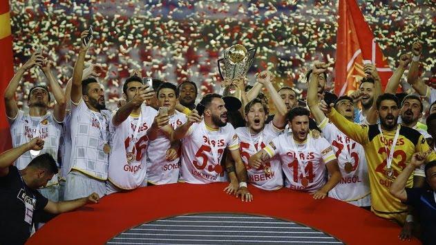 Tebrikler Göztepe, Süper Lig'de